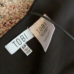 Tobi Tops - Tobi Backless Tank Top